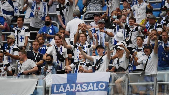 """Bijna honderd coronabesmettingen bij Finse fans na duel met België in Sint-Petersburg: """"Dit is een wake-upcall"""""""