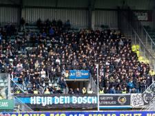Wilhelmina-trainer niet blij met FC Den Bosch-fans in selectie: spelers liever naar ADO-uit dan zelf voetballen