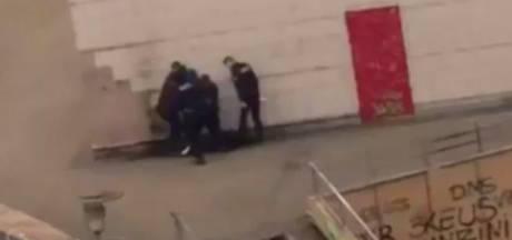 Quatre policiers accusés de viol sur un ado: la vidéo qui choque la France