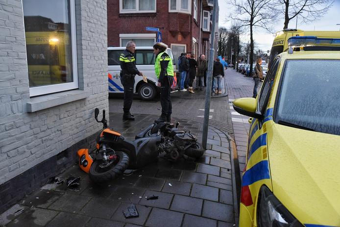 Ernstig ongeval Tilburg doorrijder