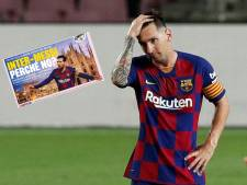 Conte ontkracht 'vals' gerucht: 'Messi komt niet naar Inter, zelfs niet in fantasy football'