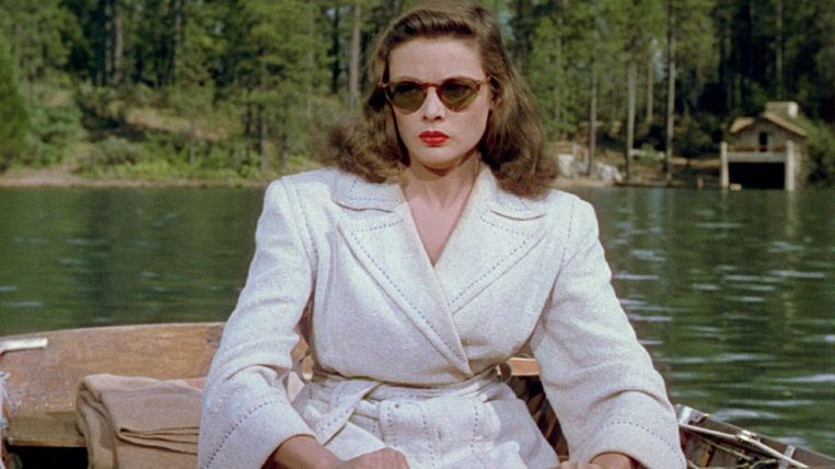 Leave Her to Heaven (1945). Beeld