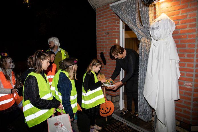 Halloween in Zonhoven.