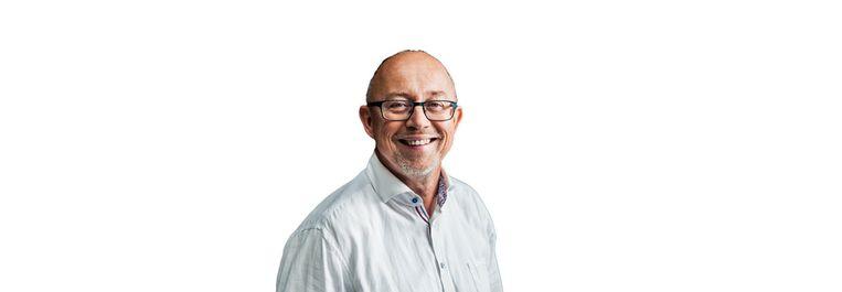 Willem Vissers Beeld de Volkskrant