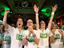 D66 winnaar, PvdA grote verliezer verkiezingen