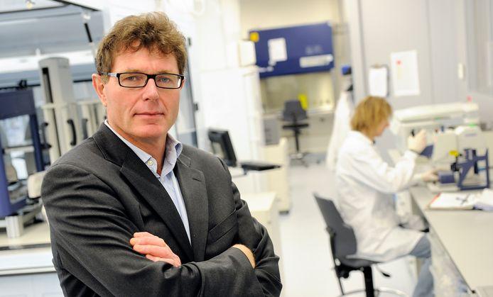 Topman Onno van de Stolpe stapt op als topman van biotechnologiebedrijf Galapagos.