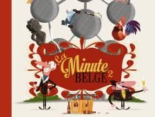 10 exemplaires du tome 2 de la BD de la Minute belge à gagner