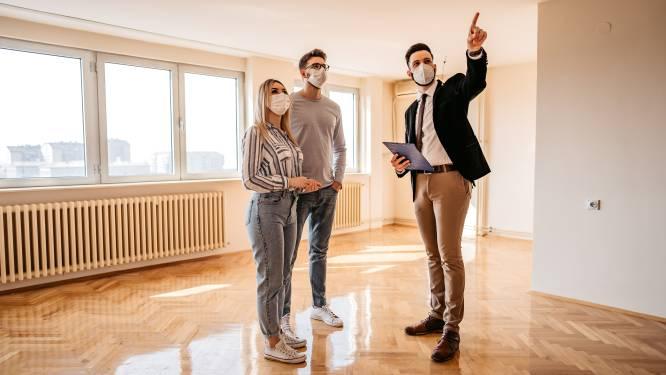 Geen coronamaatregelen meer op Vlaamse woningmarkt