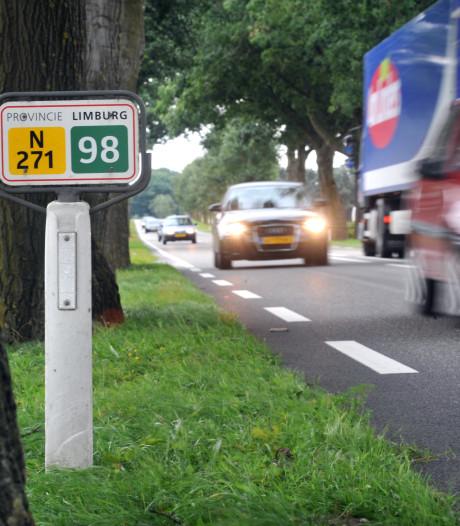 Vrachtwagens sluipen straks misschien over N271: Gennep wil geen tol, Mook juist wel