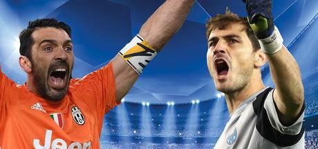 Buffon en Casillas, al ruim 20 jaar aan de top