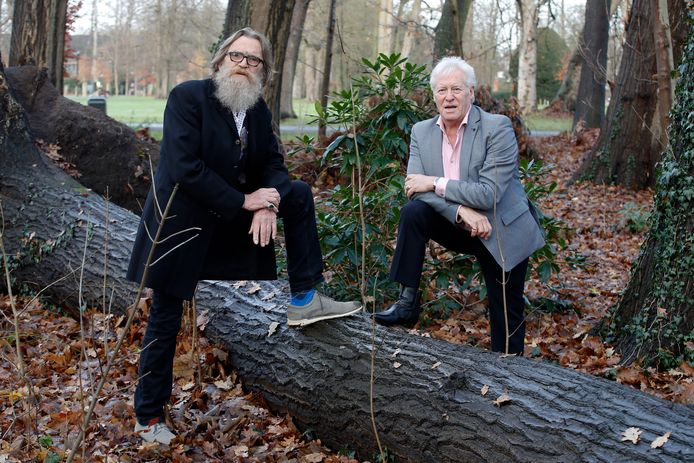 Roland Van Beeck en John Leo