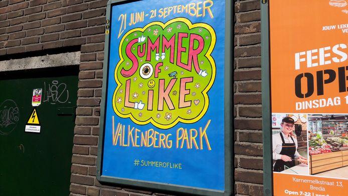 Summer of Like-festivalposter
