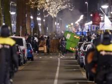 Vijf verdachten aangehouden voor avondklokrellen in Rotterdam