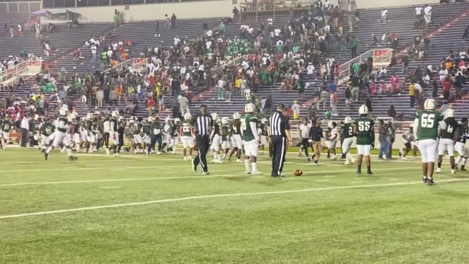 Verschillende gewonden bij schietpartij tijdens football-wedstrijd in Alabama