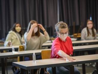 Leerlingen Viio Borgloon-Tongeren halftijds naar school eerste week na paasvakantie