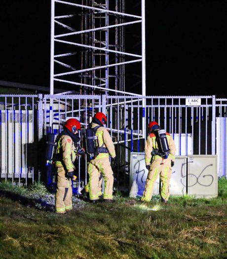 Twee zendmasten in de regio in brand: telecomaanbieders gaan uit van hetze tegen 5G