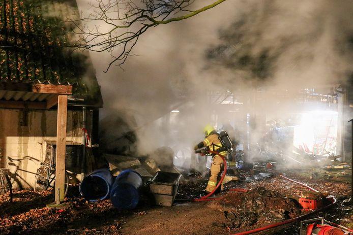 Barnevelds burgemeester Asje van Dijk is klaar met vuurwerk. Vermoedelijk dát veroorzaakte in Barneveld brand.