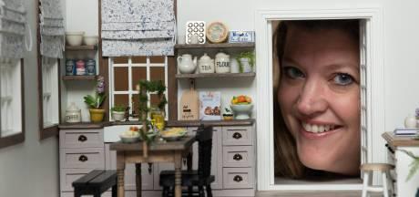 Natascha met haar webshop voor poppenhuizen in finale Klein Maar Fijn: 'Mijn roeping gevonden'