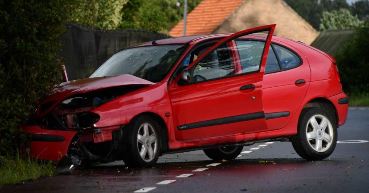 Meerdere gewonden bij eenzijdig ongeval in Koewacht.