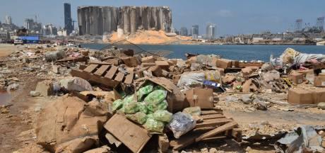 Echtgenote ambassadeur Libanon overleden door explosie Beiroet