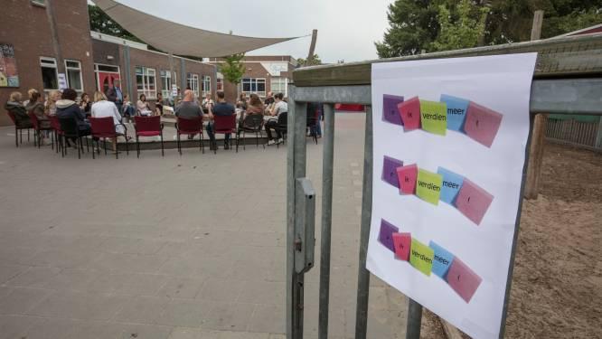 Basisscholen in Zuidoost-Brabant staken massaal op 5 oktober