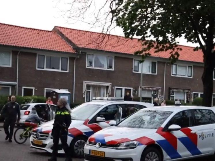 Klopjacht op inbreker in Arnhem, verdachte verstopt zich in aanhanger