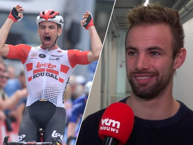 """Victor Campenaerts keert volgend seizoen terug naar Lotto Soudal: """"Bij Deceuninck-Quick.Step had ik meer in de pas moeten lopen"""""""