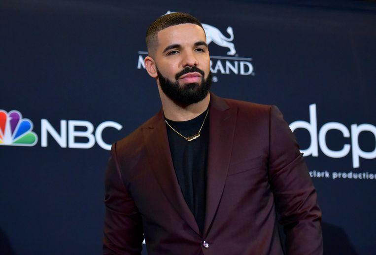 Drake Beeld Richard Shotwell/Invision/AP