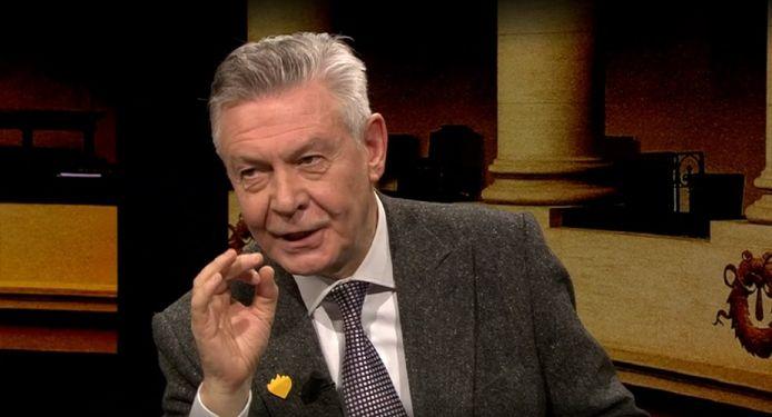 Karel De Gucht in 'De afspraak op vrijdag'