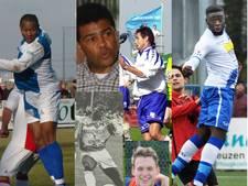 De 6 scorende debutanten van Hoek