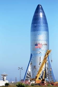 NASA kiest ruimtevaartbedrijf van Elon Musk om maanlander te bouwen