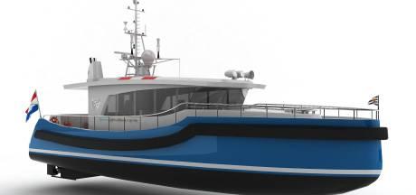 Holland Shipyards bouwt schip dat de Zeeuwse kust in kaart moet brengen