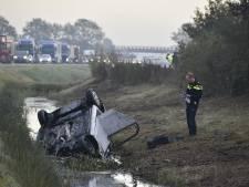 Oproep politie haalt niks uit: nog geen beelden van ongeluk N36