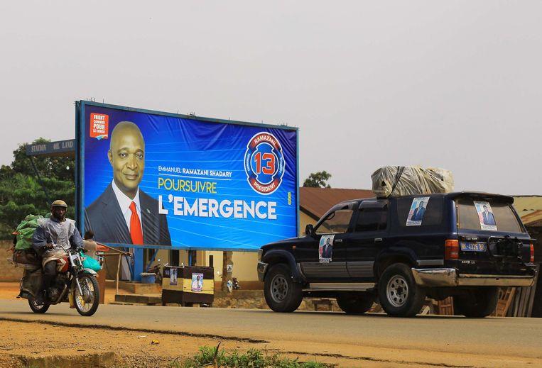 Congo zou normaal gezien komende zondag naar de stembus trekken, maar door technische problemen worden de verkiezingen verdaagd naar een nog te bepalen datum. Beeld REUTERS