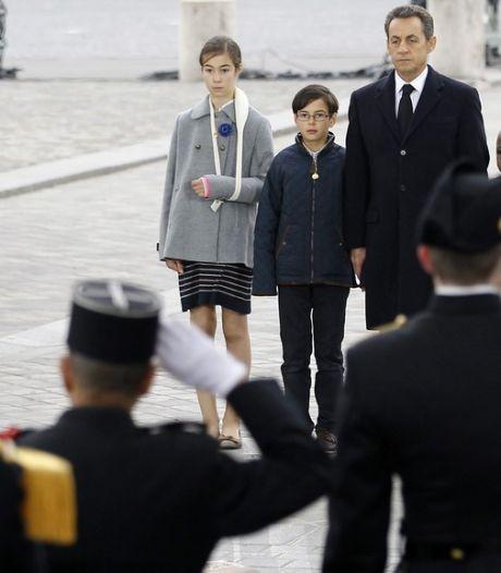 "Sarkozy veut un ""Memorial Day"" tous les 11 novembre"