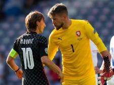 De Graafschap stuurde hem na 4 dagen weg; zondag verdedigt Vaclik tegen Oranje het Tsjechische doel