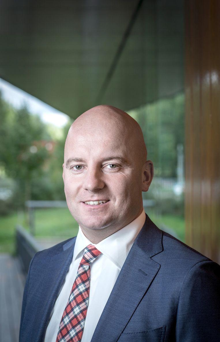 Reinier Castelein, voorzitter De Unie. Beeld Erik van der Burgt / Verbeeld