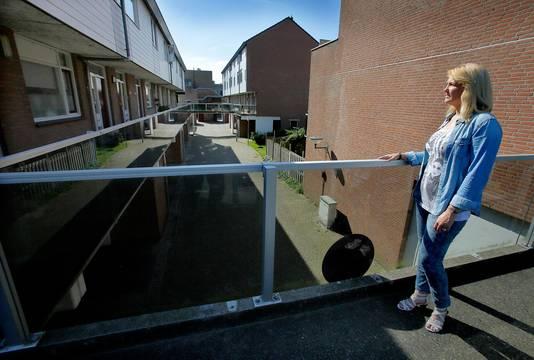 Yolanda van Wijk:,,Flats, eengezinswoningen, maisonnettes, alles is hier te vinden.''