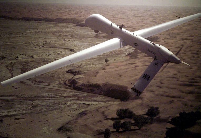 De Hellfire-raketten worden afgevuurd door de Predator en Reaper-drones. Beeld DOD