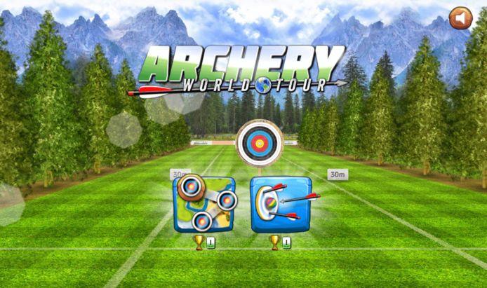 Archery World Tour is het online boogschietspel dat te spelen is op onze website.