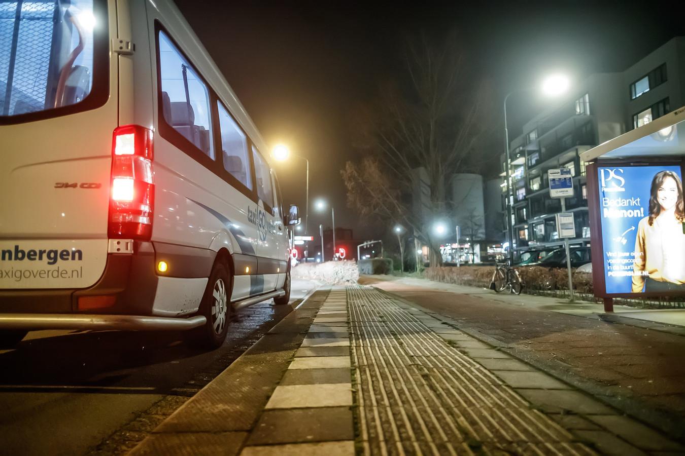 Bravoflex rijdt ook in Moerdijk en Roosendaal.