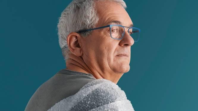 """Rudi Smits (63) uit Heverlee leeft al veertien jaar met osteoporose: """"Lopen mag niet meer, maar ik zit heus niet stil, hoor"""""""