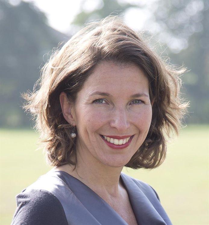 Connie Polak, gemeentewoordvoerder Moerdijk