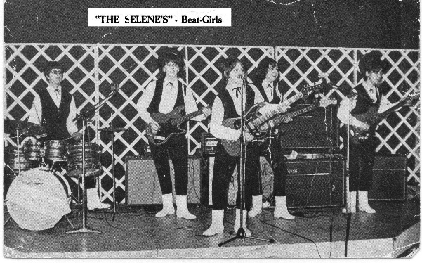 The Selene's in 1966