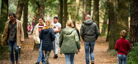 Agrarische grond in Asperen verandert in publiek toegankelijk bos
