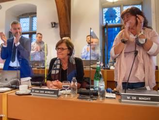 Aalsterse gemeenteraad neemt afscheid van Vera Van der Borght (Open Vld)