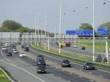 Minister vindt negendaagse afsluiting A12 bij Woerden beste oplossing
