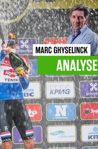 """Onze chef wielrennen Marc Ghyselinck: """"Wout en Mathieu, jullie waren weer geweldig"""""""