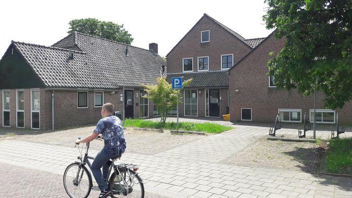 In het Molenhuis in Wijchen worden op dit moment appartementen voor jongeren gebouwd.