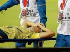 Ellende voor voormalig PSV'er Santiago Arias: rechtsback loopt zeer ernstige enkelblessure op